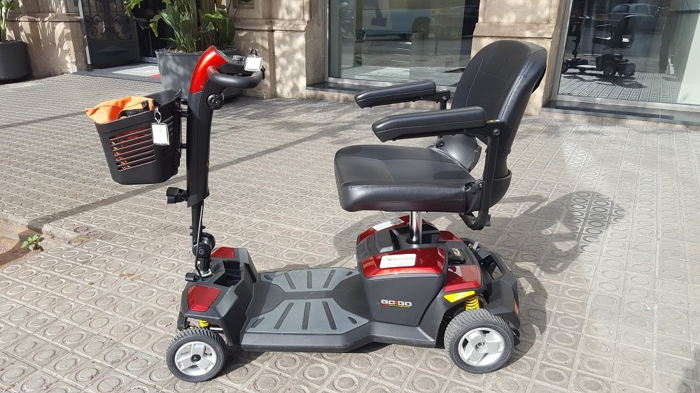 Mobility Scooter Axel Hotel Barcelona