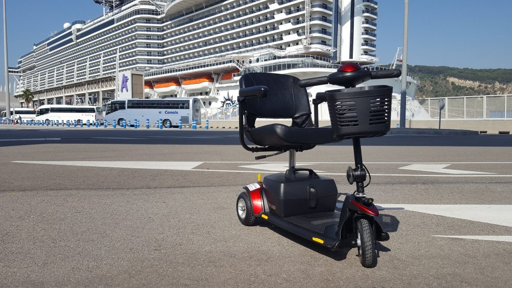 Cruise Port Barcelona - Go Mobility Now