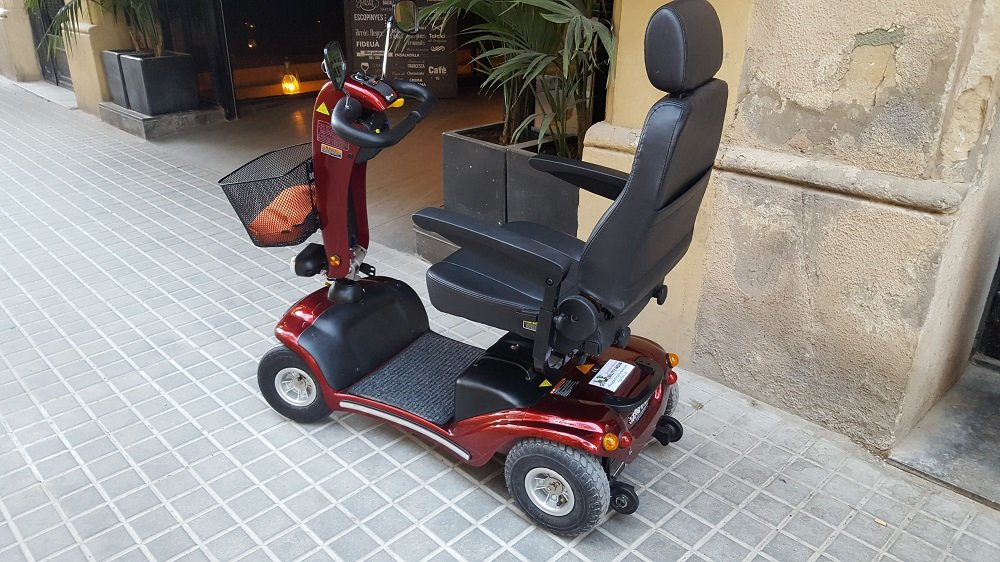 Mobility Scooter Hotel Market Barcelona